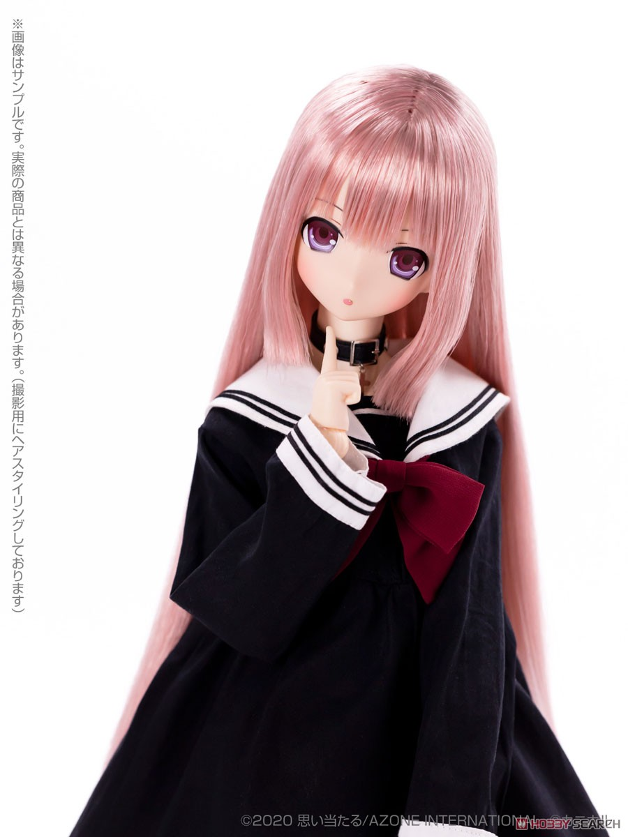 Black Raven『Lilia(リリア)†拘束聖少女† コウソクセイントガール』1/3 完成品ドール-012