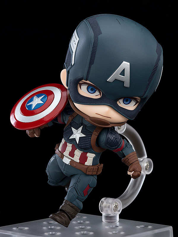 ねんどろいど『キャプテン・アメリカ エンドゲーム・エディション DX Ver.』アベンジャーズ 可動フィギュア-002