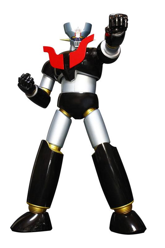 GRAND ACTION BIGSIZE MODEL『マジンガーZ コミック版』可動フィギュア-001