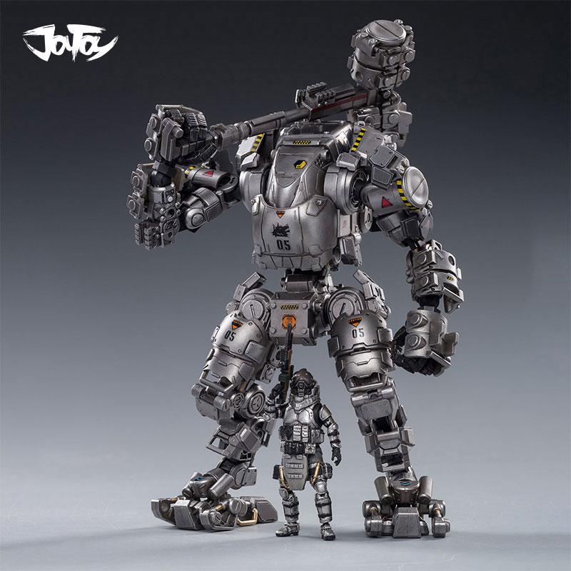 暗源『スティールボーンアタックメカ H02』1/25 可動フィギュア-004