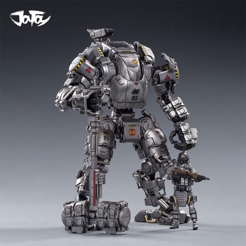 暗源『スティールボーンアタックメカ H02』1/25 可動フィギュア-005