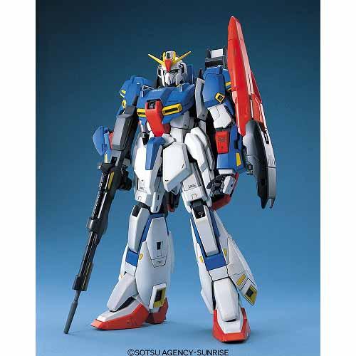 【再販】PG 1/60『MSZ-006 Zガンダム〈パーフェクト・トランスフォーム〉』プラモデル