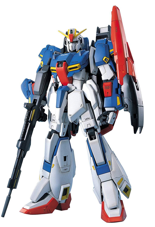 【再販】PG 1/60『MSZ-006 Zガンダム〈パーフェクト・トランスフォーム〉』プラモデル-001