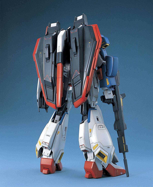 【再販】PG 1/60『MSZ-006 Zガンダム〈パーフェクト・トランスフォーム〉』プラモデル-002