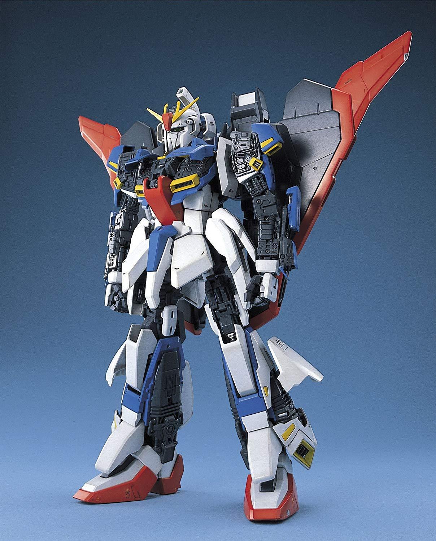 【再販】PG 1/60『MSZ-006 Zガンダム〈パーフェクト・トランスフォーム〉』プラモデル-003