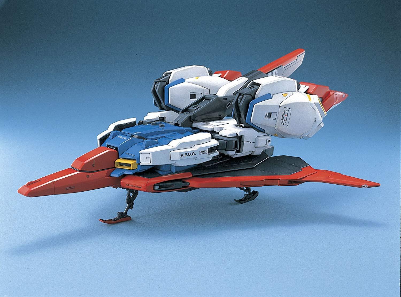 【再販】PG 1/60『MSZ-006 Zガンダム〈パーフェクト・トランスフォーム〉』プラモデル-004