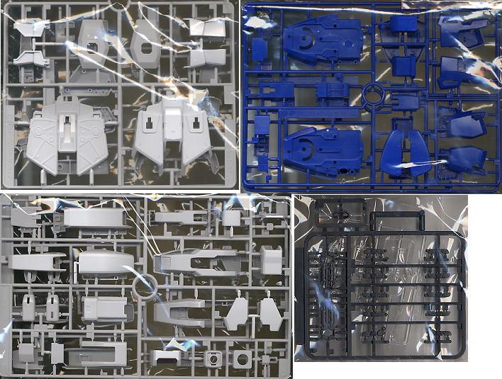 【再販】PG 1/60『MSZ-006 Zガンダム〈パーフェクト・トランスフォーム〉』プラモデル-008