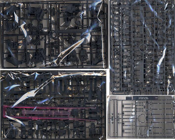【再販】PG 1/60『MSZ-006 Zガンダム〈パーフェクト・トランスフォーム〉』プラモデル-009