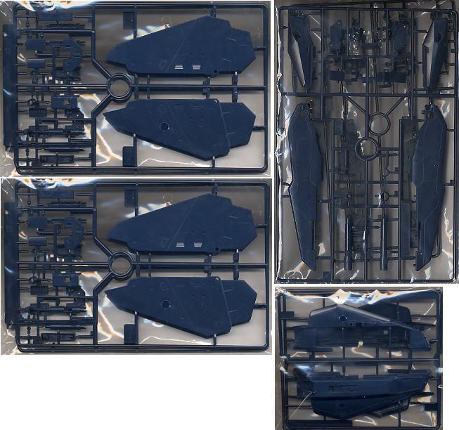 【再販】PG 1/60『MSZ-006 Zガンダム〈パーフェクト・トランスフォーム〉』プラモデル-010
