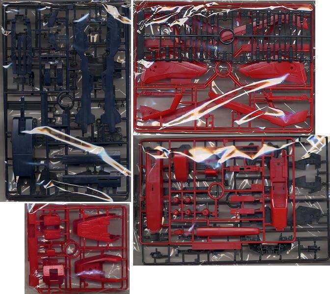 【再販】PG 1/60『MSZ-006 Zガンダム〈パーフェクト・トランスフォーム〉』プラモデル-011