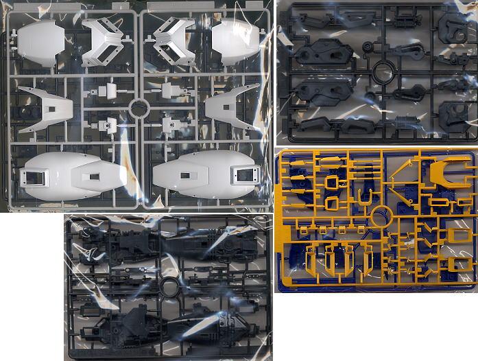 【再販】PG 1/60『MSZ-006 Zガンダム〈パーフェクト・トランスフォーム〉』プラモデル-012
