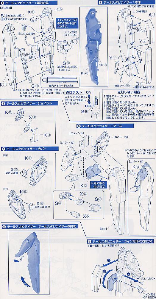 【再販】PG 1/60『MSZ-006 Zガンダム〈パーフェクト・トランスフォーム〉』プラモデル-030