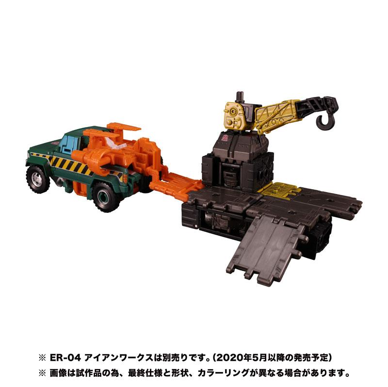 トランスフォーマー アースライズ『ER-01 ホイスト』可変可動フィギュア-004
