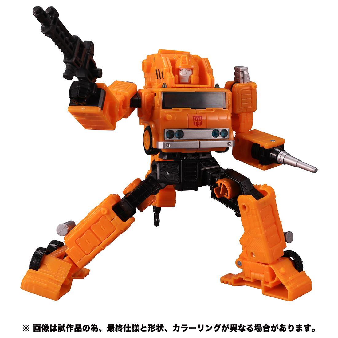 【限定販売】トランスフォーマー アースライズ『ER EX-02 グラップル』可変可動フィギュア-002