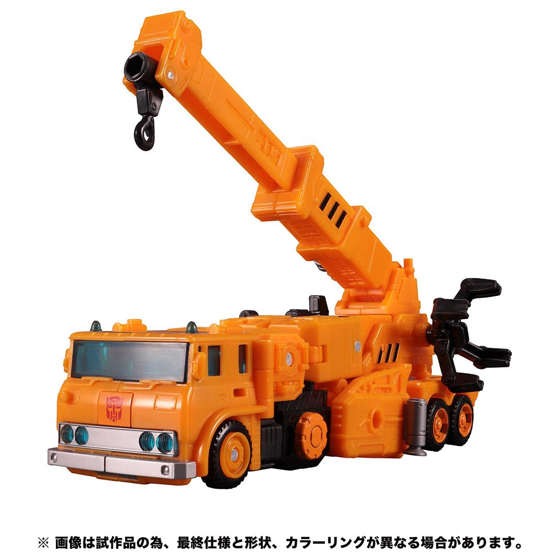 【限定販売】トランスフォーマー アースライズ『ER EX-02 グラップル』可変可動フィギュア-003