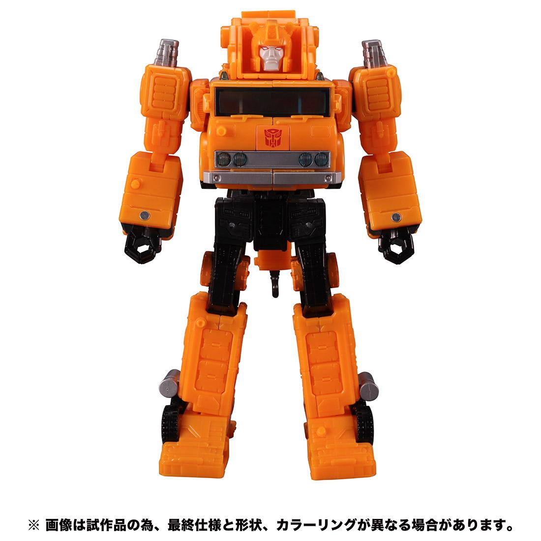 【限定販売】トランスフォーマー アースライズ『ER EX-02 グラップル』可変可動フィギュア-005