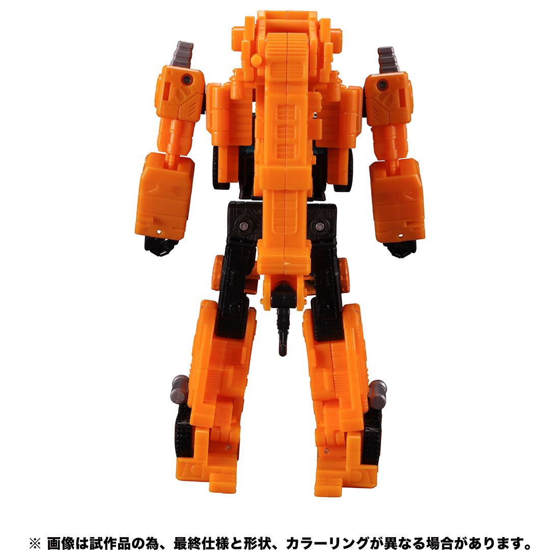 【限定販売】トランスフォーマー アースライズ『ER EX-02 グラップル』可変可動フィギュア-006