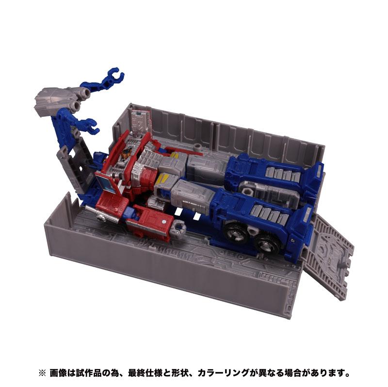 トランスフォーマー アースライズ『ER-02 オプティマスプライム with トレーラー』可変可動フィギュア-002