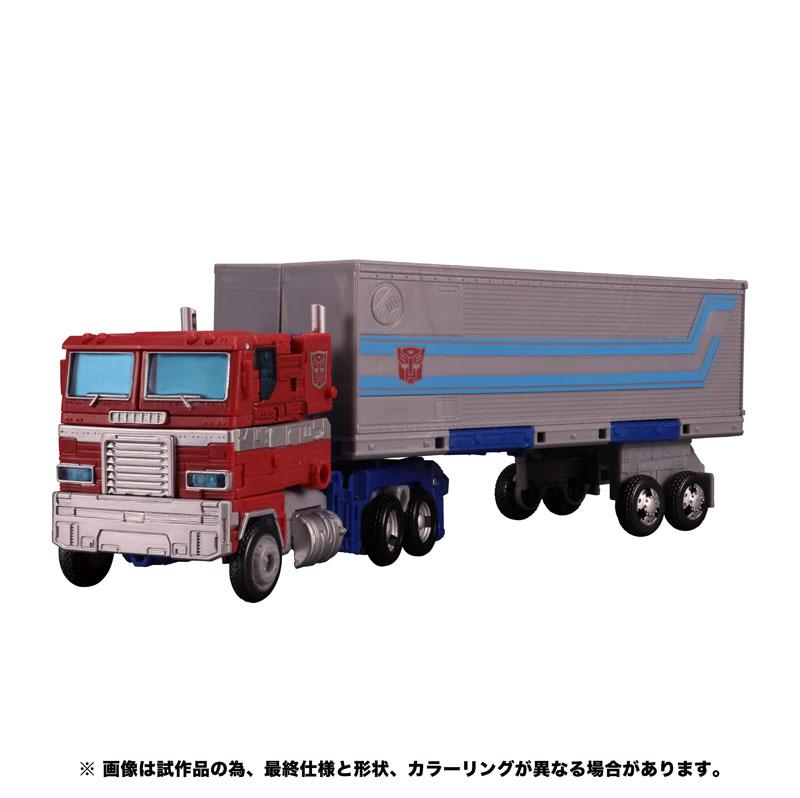 トランスフォーマー アースライズ『ER-02 オプティマスプライム with トレーラー』可変可動フィギュア-003