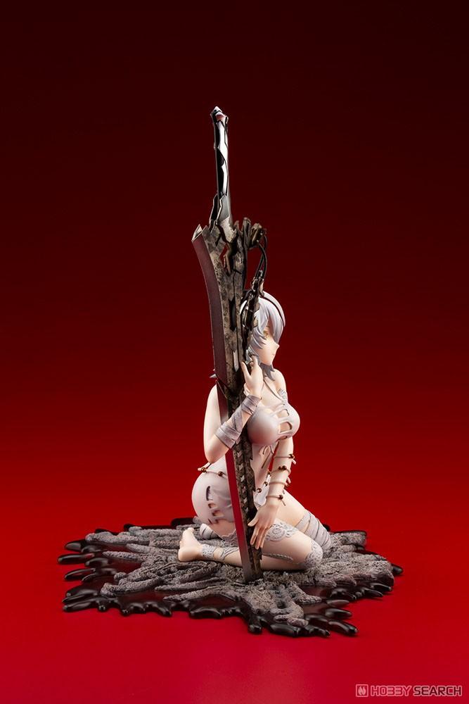 ARTFX J『剣に寄り添うイオ』CODE VEIN 1/7 完成品フィギュア-007