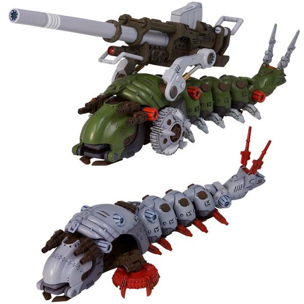 【再販】HMM『EMZ-15 モルガ&モルガ(キャノリーユニット装着型)』ゾイド 1/72 プラモデル
