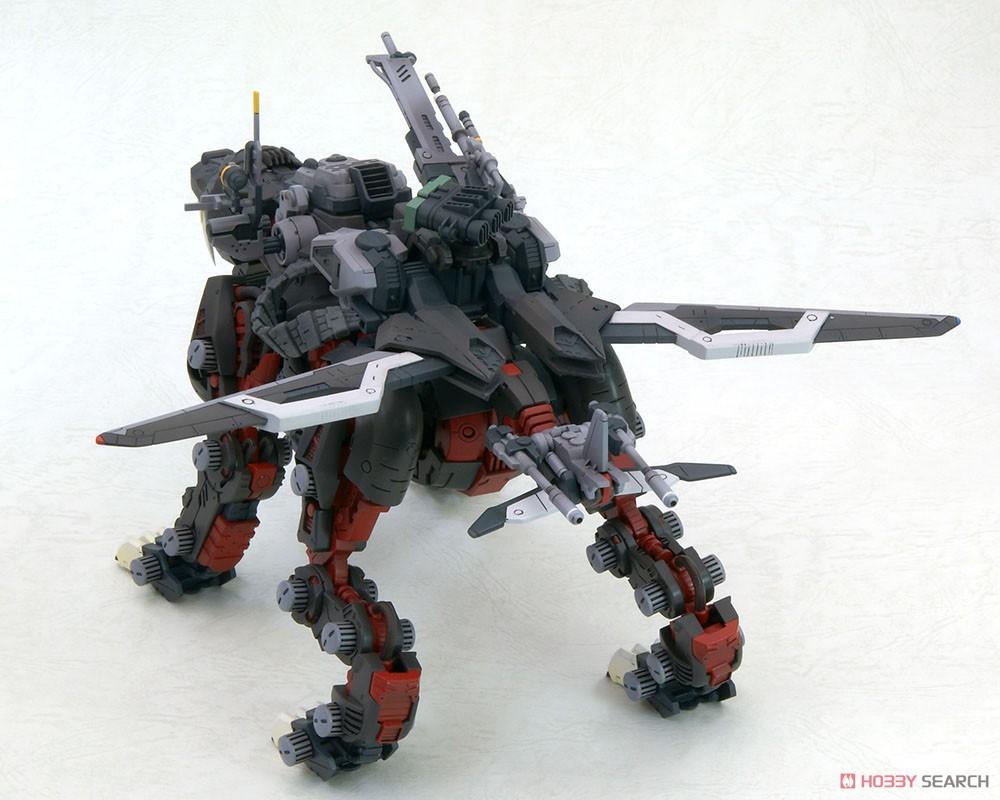 HMM『EPZ-003 グレートサーベル マーキングプラスVer.』ゾイド 1/72 プラモデル-005