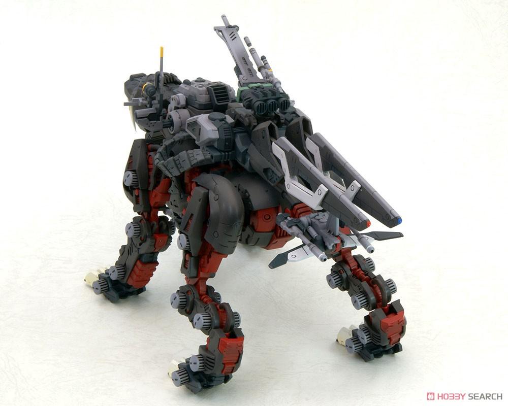 HMM『EPZ-003 グレートサーベル マーキングプラスVer.』ゾイド 1/72 プラモデル-006
