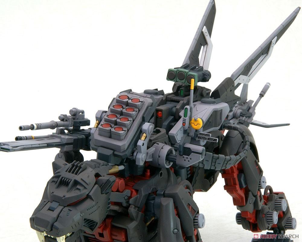 HMM『EPZ-003 グレートサーベル マーキングプラスVer.』ゾイド 1/72 プラモデル-008