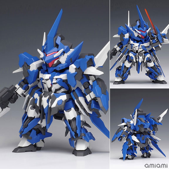 SUPER ROBOT HEROES『イクスクレア(初回特別価格版)』プラモデル