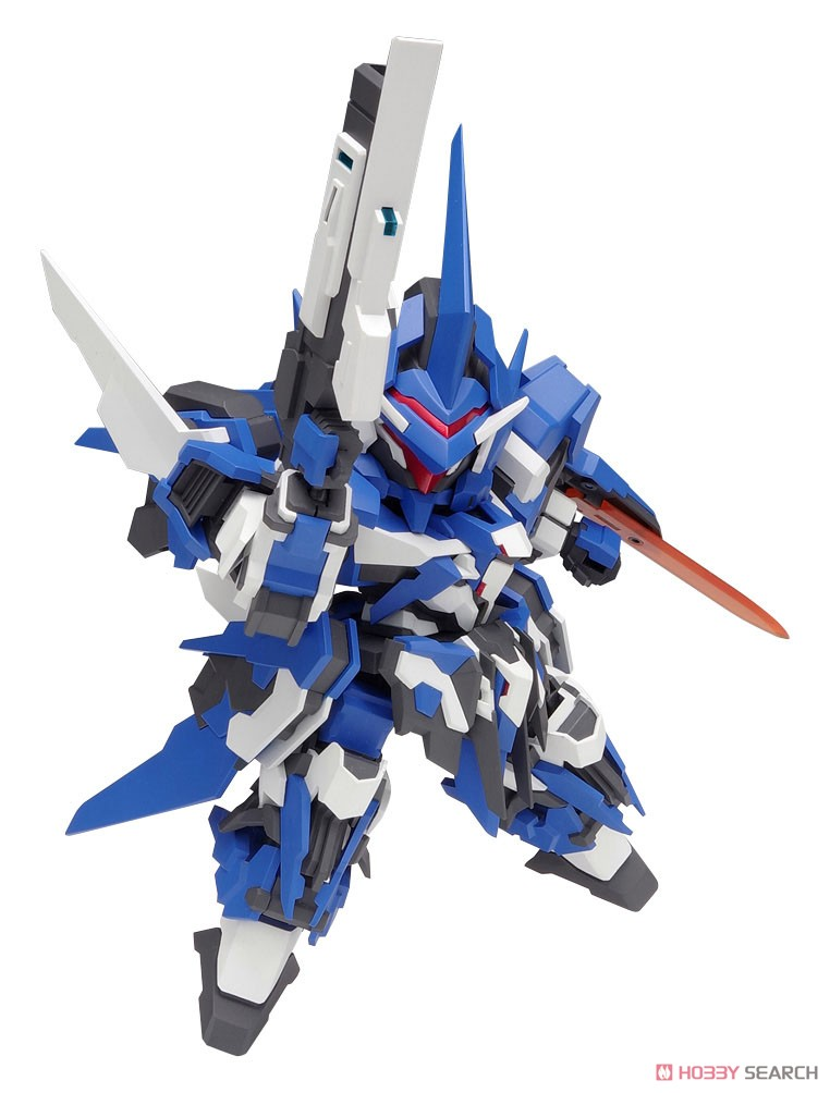 SUPER ROBOT HEROES『イクスクレア(初回特別価格版)』プラモデル-001