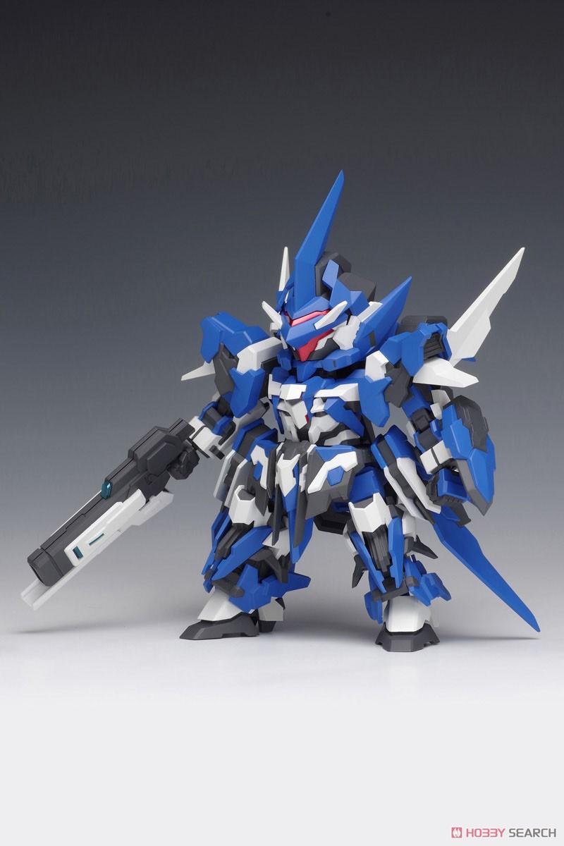 SUPER ROBOT HEROES『イクスクレア(初回特別価格版)』プラモデル-002
