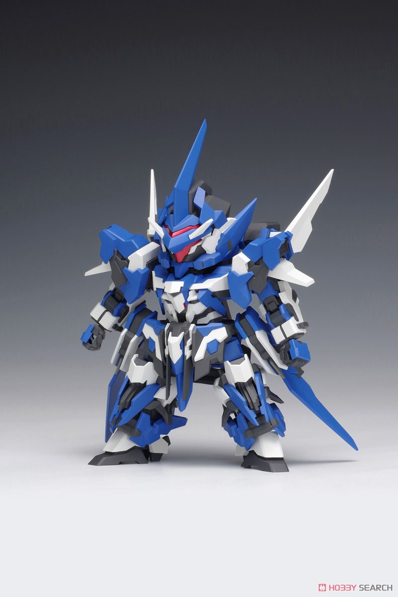 SUPER ROBOT HEROES『イクスクレア(初回特別価格版)』プラモデル-003