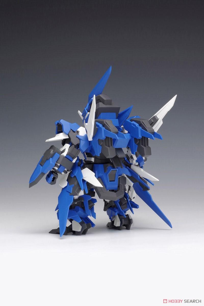 SUPER ROBOT HEROES『イクスクレア(初回特別価格版)』プラモデル-004