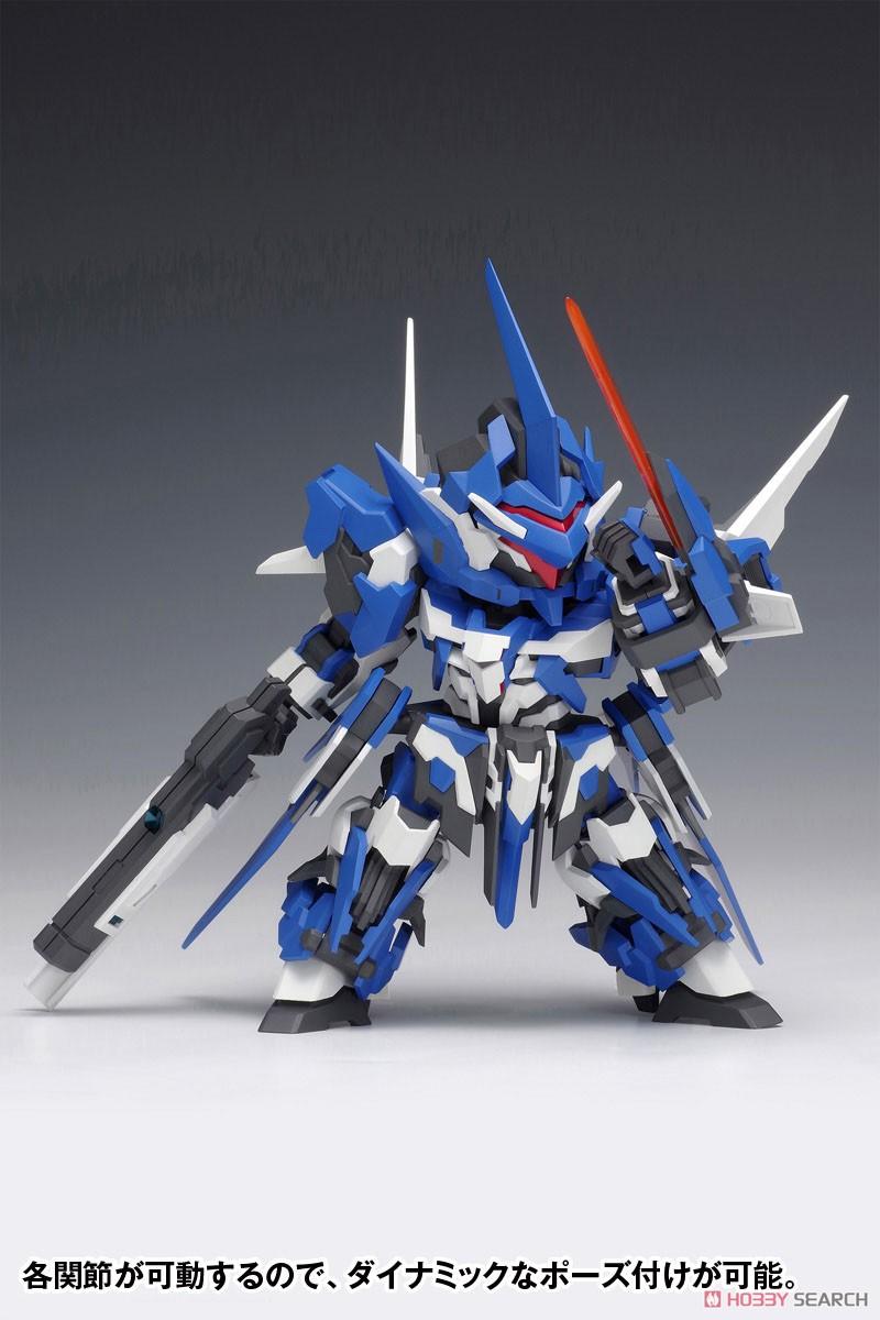 SUPER ROBOT HEROES『イクスクレア(初回特別価格版)』プラモデル-005