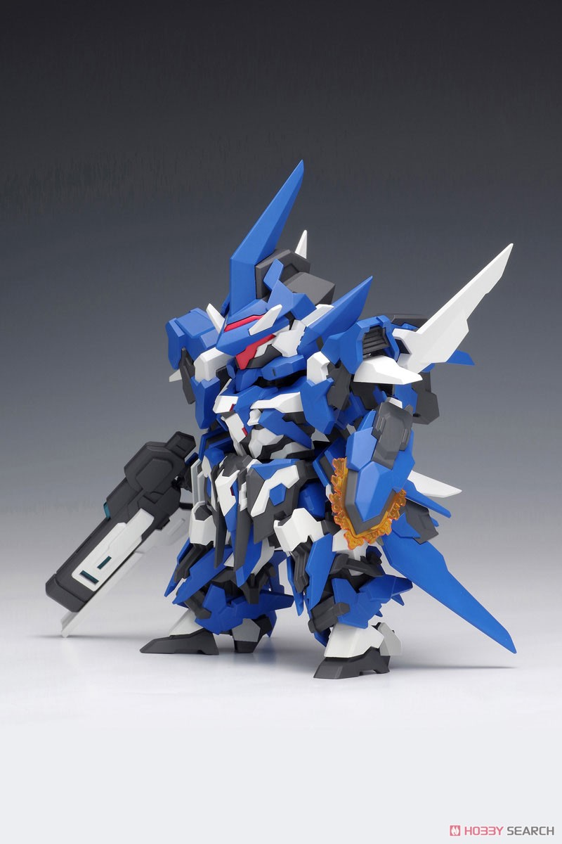 SUPER ROBOT HEROES『イクスクレア(初回特別価格版)』プラモデル-006