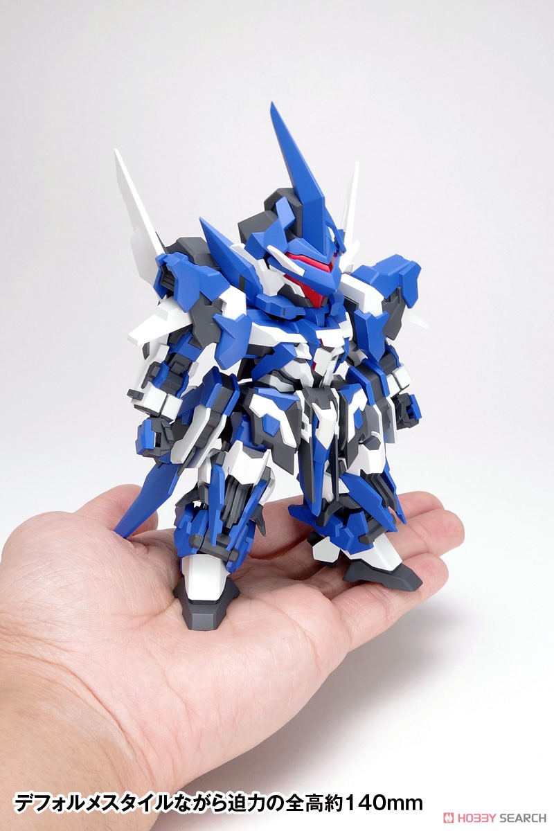 SUPER ROBOT HEROES『イクスクレア(初回特別価格版)』プラモデル-008