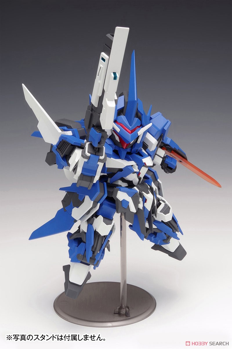 SUPER ROBOT HEROES『イクスクレア(初回特別価格版)』プラモデル-010