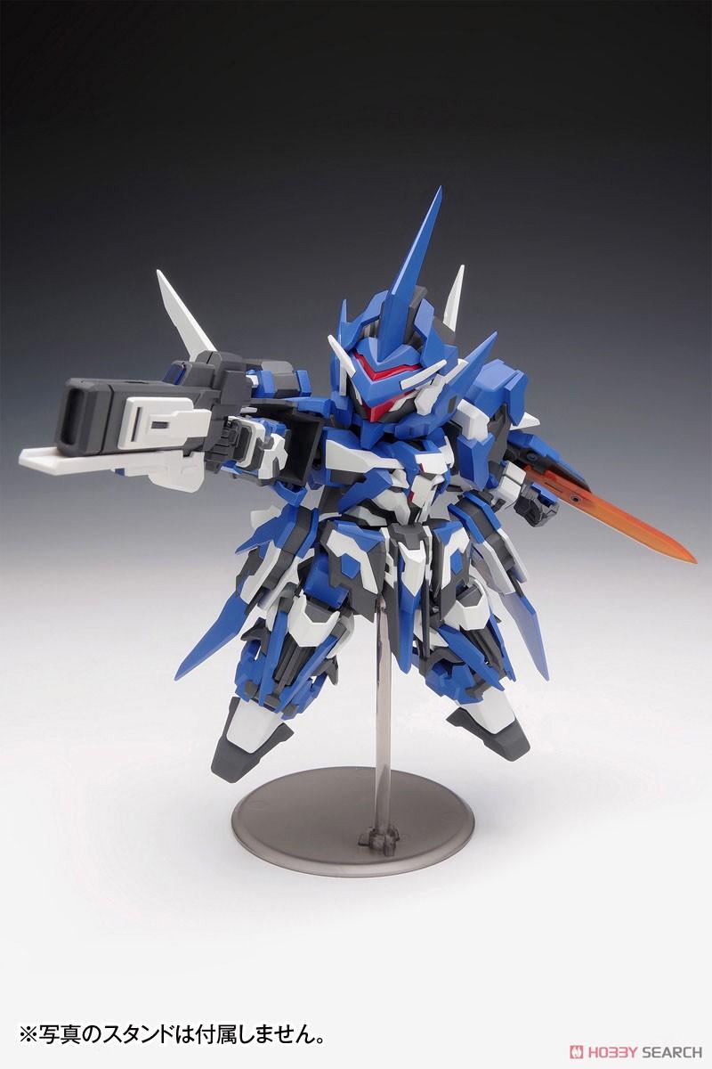 SUPER ROBOT HEROES『イクスクレア(初回特別価格版)』プラモデル-011