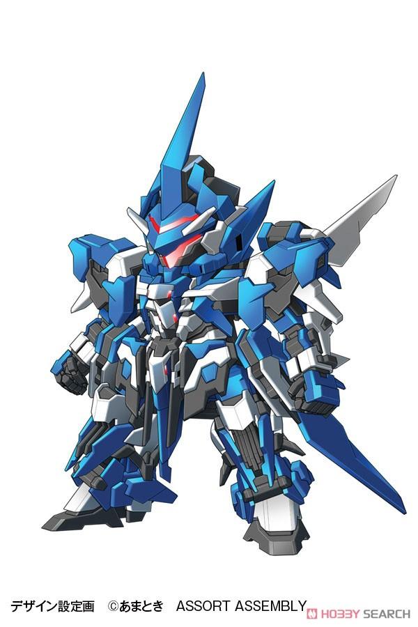 SUPER ROBOT HEROES『イクスクレア(初回特別価格版)』プラモデル-013