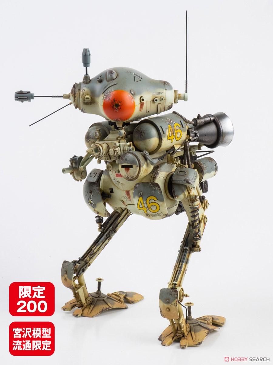 マシーネンクリーガー『ルナガンス(限定版 ウェザリング塗装Ver)』 1/16 可動フィギュア-002
