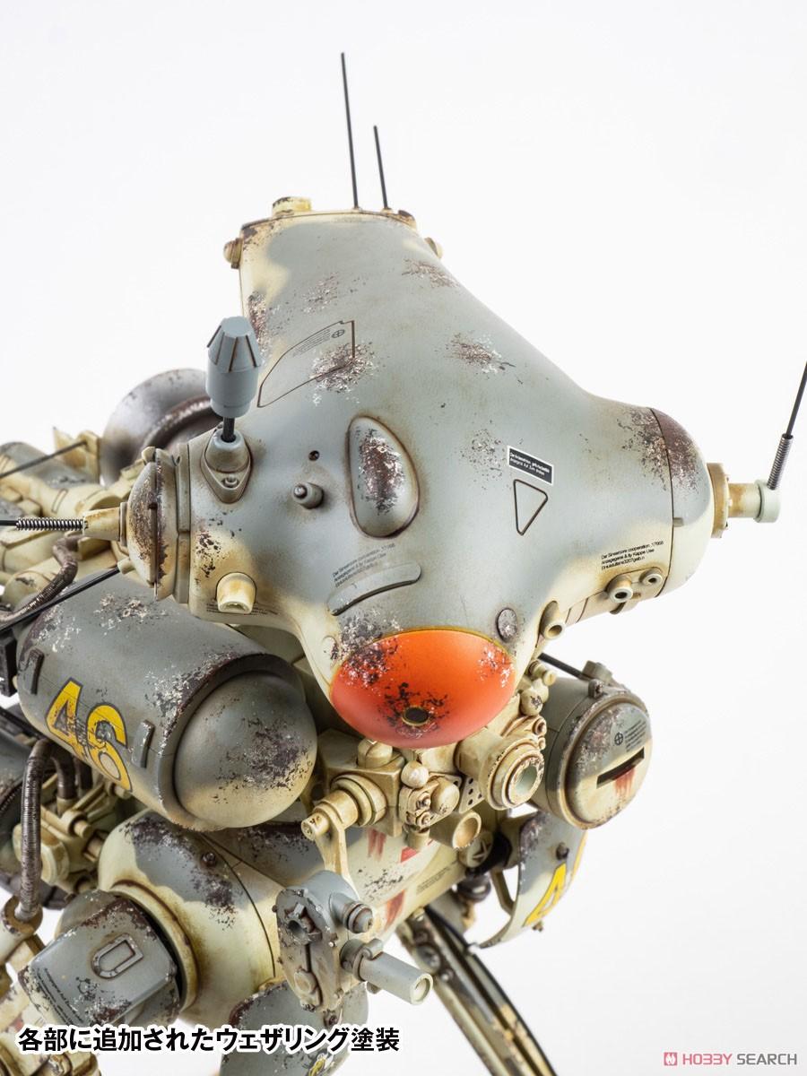 マシーネンクリーガー『ルナガンス(限定版 ウェザリング塗装Ver)』 1/16 可動フィギュア-003