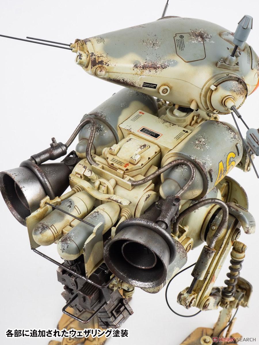 マシーネンクリーガー『ルナガンス(限定版 ウェザリング塗装Ver)』 1/16 可動フィギュア-004