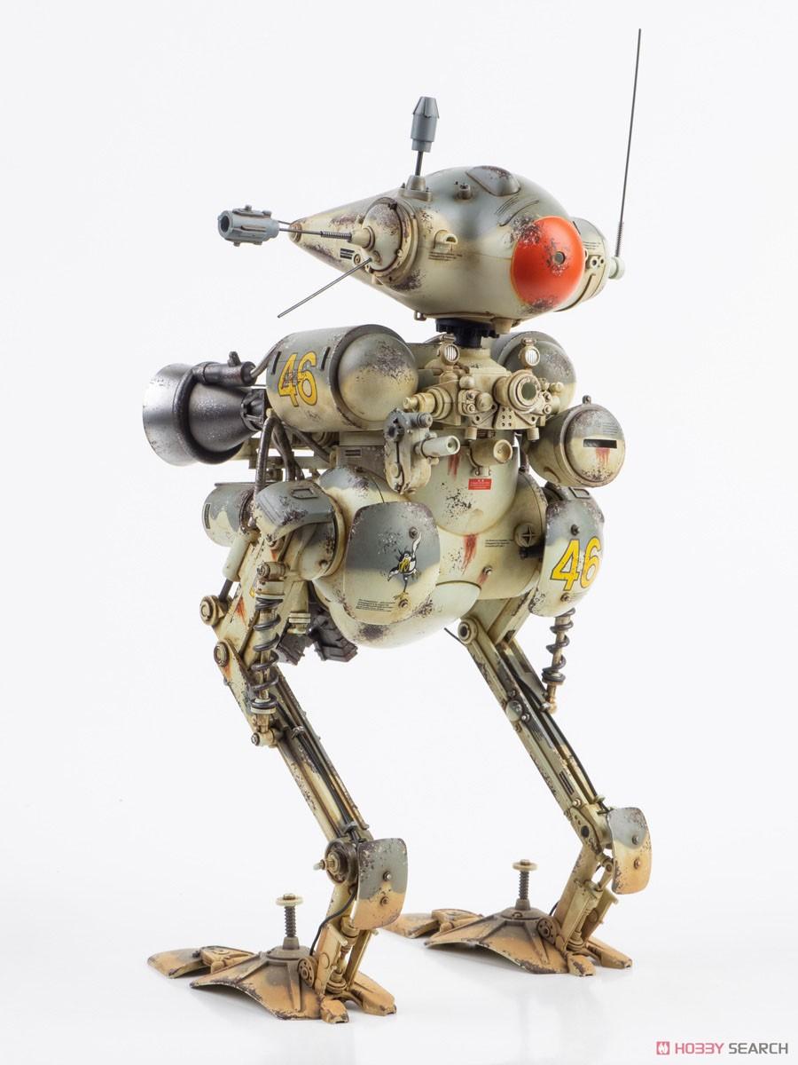 マシーネンクリーガー『ルナガンス(限定版 ウェザリング塗装Ver)』 1/16 可動フィギュア-006
