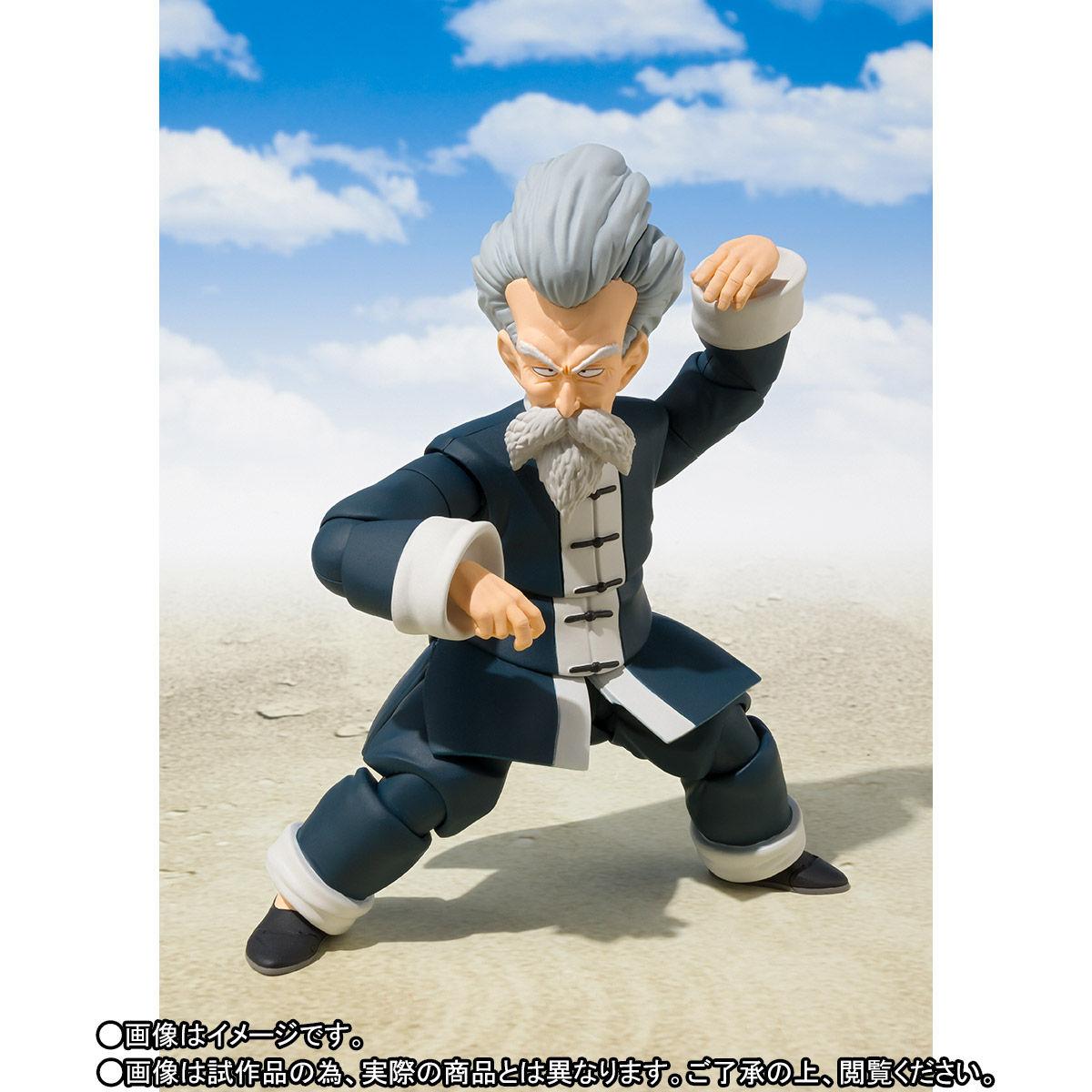 【限定販売】S.H.Figuarts『ジャッキー・チュン』ドラゴンボール 可動フィギュア-002