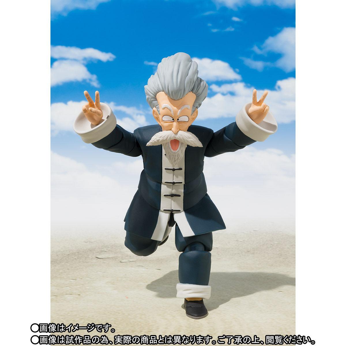 【限定販売】S.H.Figuarts『ジャッキー・チュン』ドラゴンボール 可動フィギュア-004