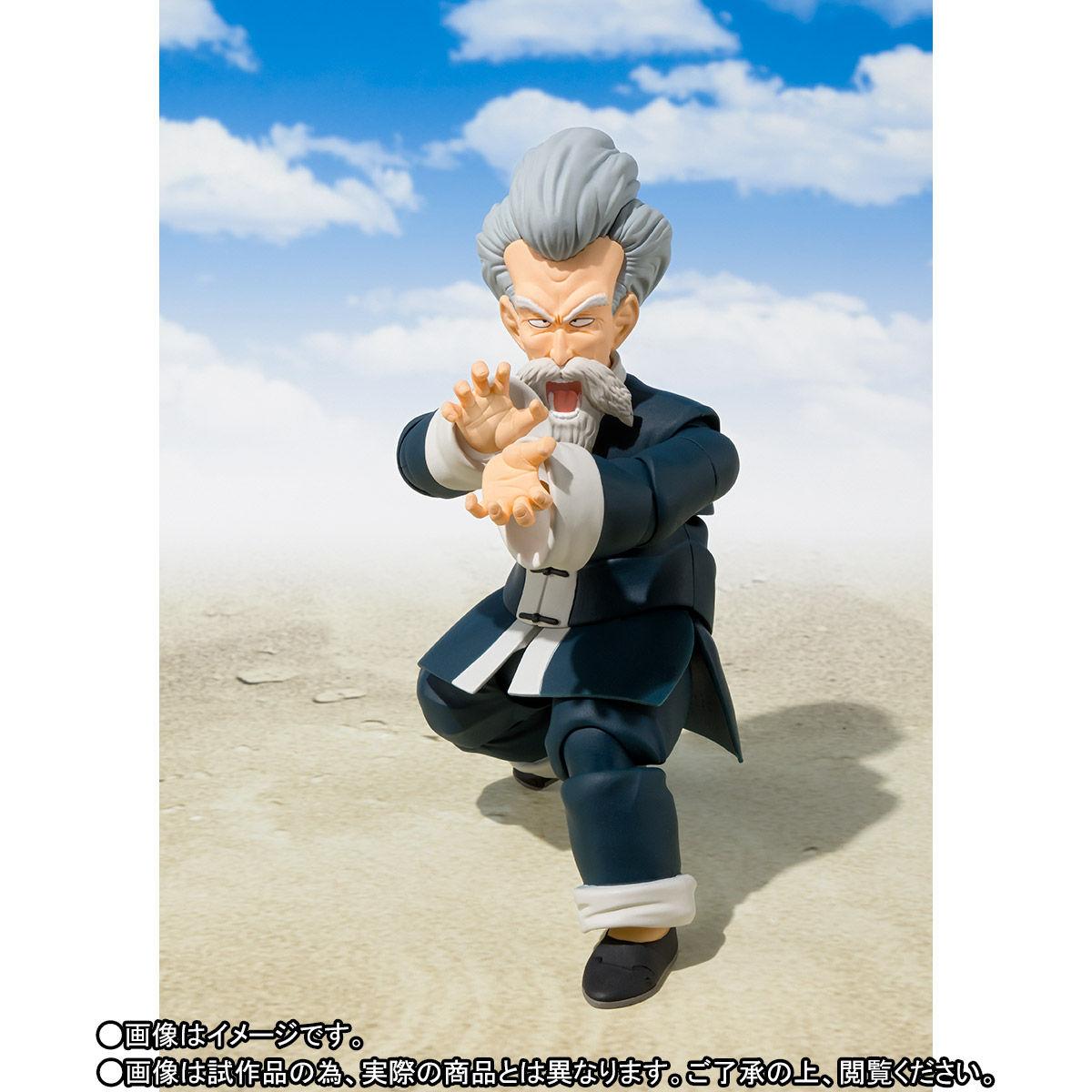 【限定販売】S.H.Figuarts『ジャッキー・チュン』ドラゴンボール 可動フィギュア-006