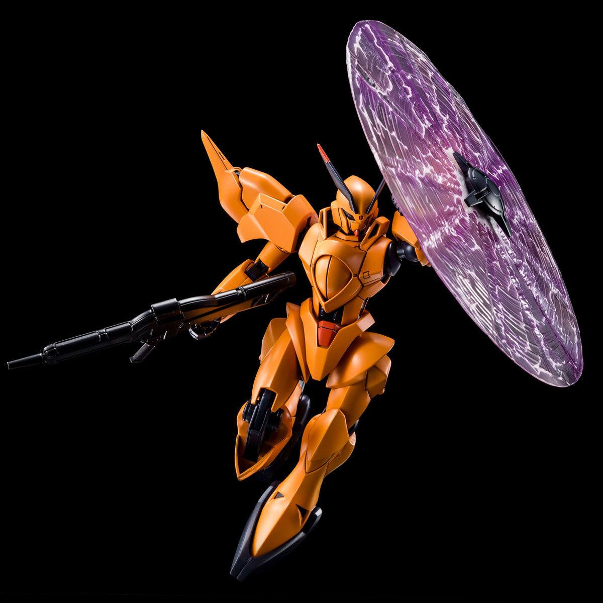 【限定販売】RE/100 1/100『シャッコー』Vガンダム プラモデル-003