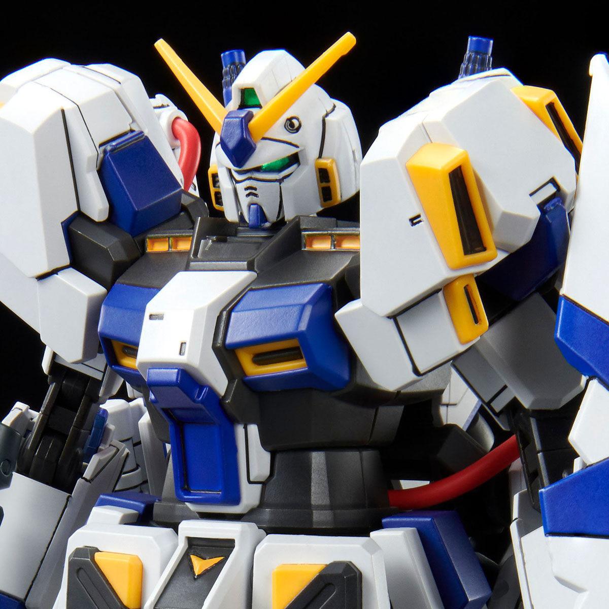 【限定販売】HG 1/144『ガンダム4号機』機動戦士ガンダム外伝 宇宙、閃光の果てに プラモデル-001