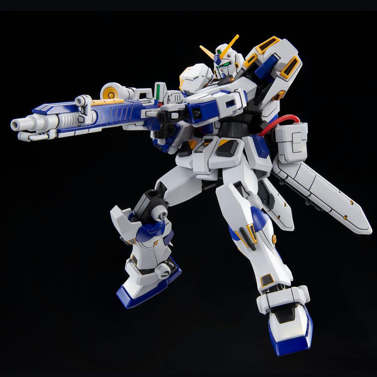 【限定販売】HG 1/144『ガンダム4号機』機動戦士ガンダム外伝 宇宙、閃光の果てに プラモデル-004