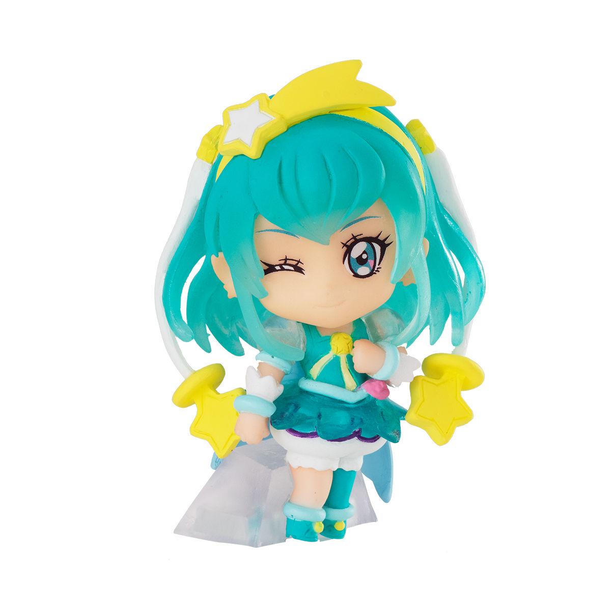 【限定販売】スター☆トゥインクルプリキュア『メモリアルマスコット』フィギュア セット-002